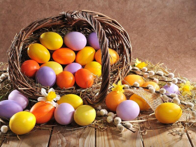 Как покрасить яйца своими руками на пасху 2021? — 20 способов окраски яиц в домашних условиях