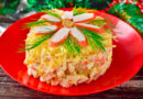 Новые салаты с крабовыми палочками – 6 вкусных рецептов с пошаговыми фото
