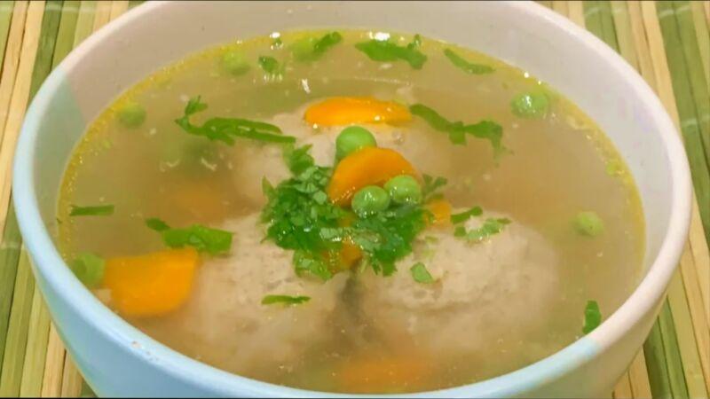 Как сварить суп с фрикадельками из индейки — самые вкусные и простые рецепты