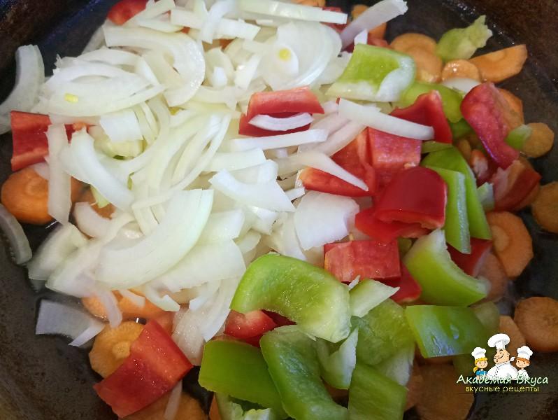 Вкусная фаршированная тыква запеченная в духовке с мясом и овощами